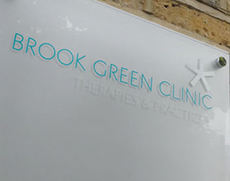 Osteopaths at Brook Green Clinic West London