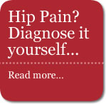 Hip pain and how to diagnose it yourself